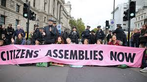 Citizens' assembly set to offer UK government climate advice ...